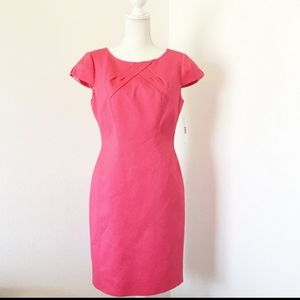 Alex Marie Chelsea Calypso Coral Dress Size 12